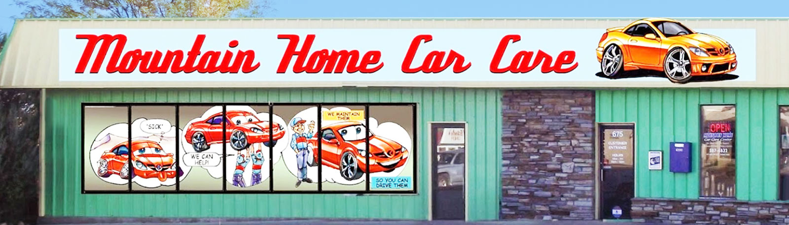 Mountain Home Car Care Center | Auto Repair Mountain Home ID 208-587-4832